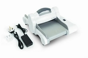 Sizzix Big Shot Express Machine Only White & Grey