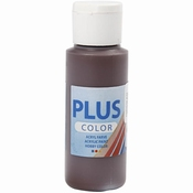 Plus Color Acrylverf Chocolate 60 ml