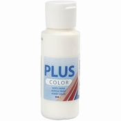 Plus Color Acrylverf Off White 60 ml