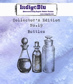 IndigoBlu stempel Collector's Edition 19 Bottles