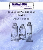 IndigoBlu stempel Collector's Edition 20 Paint Tubes