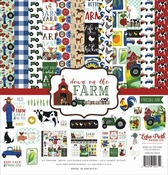 Echo Park Collection Kit Down on the Farm