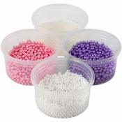 Pearl Clay®, Roze, Paars, wit