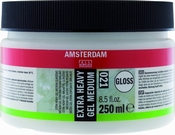 Amsterdam Extra Heavy Gel Medium GLANS | GLOSS (gelmedium)