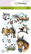 CraftEmotions stempel A6 | Carla Creaties | Sjors Spring