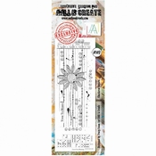 AALL & Create border stempel nr 149 - Checkered Nature