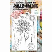 AALL & Create stempel nr 154 - Sketch and doodle moments