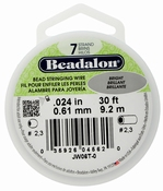 Beadalon Metaaldraad (acculon) | 0,61 mm | 9,2 meter
