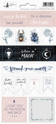 P13 | Stickers New Moon nummer 2 - sheets 10,5 x 23 cm