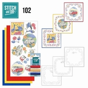 Stitch and Do 102 Oldtimers