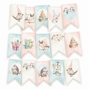 Piatek Paper Die-Cut Garland Cute & Co