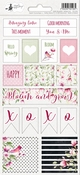 P13 | Stickers Hello Beauiful 02 - sheets 10,5 x 23 cm