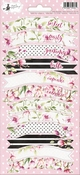 P13 | Party Sticker 1 Hello Beautiful - sheets 10,5 x 23 cm