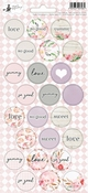 Piatek | Party Sticker 2  Love Bloom