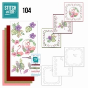 Stitch and Do 104 In the Tropics