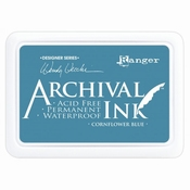 Archival Ink Cornflower Blue
