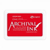 Archival Ink Carnation Red