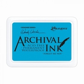 Archival Ink Forget me not