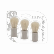 Nuvo Blending brushes - borstels 3 stuks 970N