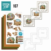 Stitch and Do 107 - Wild Animals
