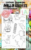 AALL & Create stempel nr 169 Cheesy Wishes