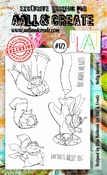 AALL & Create stempel nr 172 Nutty Squirrels