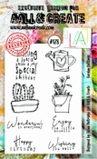 AALL & Create stempel nr 178 - Garden Cuttings