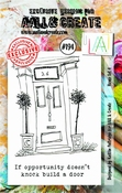 AALL & Create stempel nr 194 - House set 4