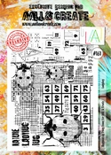 AALL & Create stempel nr 161 - Lady Bug