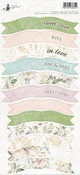 P13 | Stickers Truly Yours nummer 4 - sheets 10,5 x 23 cm