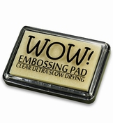 WOW Embossing Pad - Stempelkussen WOW