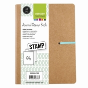 Vaessen Stempel Journal - Stamp Journal A4 formaat