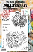 AALL & Create Stamp Set #198 - Voyager