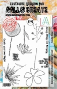 AALL & Create stempel nr 199 - Electic Stems
