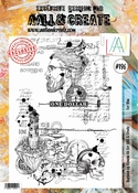AALL & Create Stamp Set #196 For Him