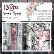 13@Arts | Summer Rhapsody Paperpad 6