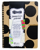 Dylusions creative Jumpstart Journal LARGE