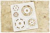 SnipArt | Extra Grote Gears in softboard