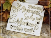Chipboard | softboard Tekst My Love | SnipArt