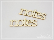 Chipboard | Softboard Notes  | SnipArt