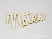 Chipboard | Softboard Notes | Brushletter | SnipArt
