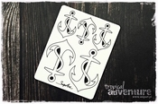Anker | Anchor in softboard | Tropical Adventure | Snipart