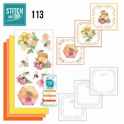 Stitch and Do 113 - Honey Bees