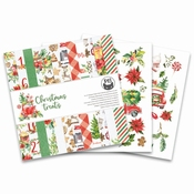 Piatek Paperpad Christmas Treat 6 x 6 inch