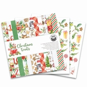 Paperpad Christmas Treats 12 x 12 inch