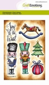 CraftEmotions stempel A6 | Carla Creaties | Toy soldiers 2