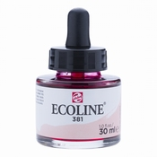 Ecoline 30ml Pastelrood