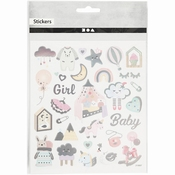 Stickers - Baby Girl