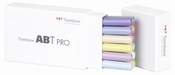 Tombow  ABT PRO 12 pcs. set Pastel Colors