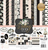 Echo Park Collection Kit Wedding Day